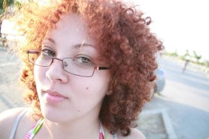 Red hair, don't care by tittel