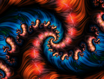 Spiral Design 9 by DennisBoots