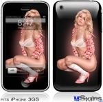 Garv-girl smart phone skin by GARV23