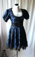 dark alice dress 6 by smarmy-clothes