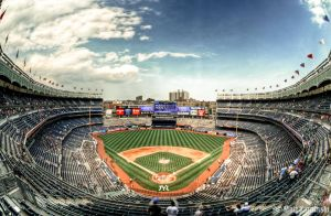 Yankee Stadium USA by MJKam11