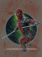 Deadpool (2015) by scotty309