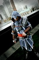 Assassin's Creed- Ezio by veriedian