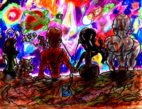 Guardians of the Galaxy V2 by SonicClone