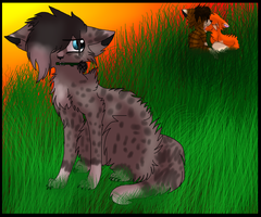 Ashfur's Jealousy .:Critique Please?:. by Mega-Icarus