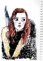 Ygritte by acidbetta