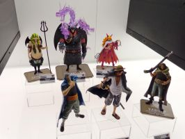 One Piece Action Figures by Maspez