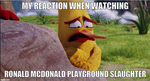 My Reaction When Watching Playground Slaughter by RDJ1995