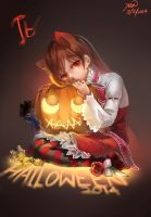 Ib- Happy Halloween 2014 by christon-clivef