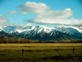 South Island: Landscape XXI by nozominosetsuna