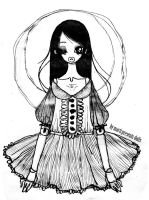 dolly doll by ball-jointed-Alice
