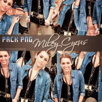 Pack PNG Miley Cyrus by Solciito1