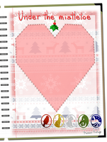 MR:  Under the Mistletoe by Ch4rm3d