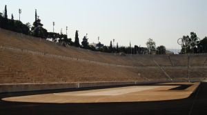The Athens Old Olympic Stadion by krissu345