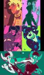Palette Challenge :: 01 by BombshellBoy