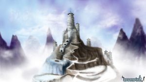 The Southern Air Temple by XLordAndyX