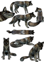 ON SALE - ADOPT ME (preset for feralheart) CLOSED by RainOfBl00d