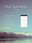 Muji TaskNote by ActiveColors