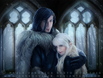 The Frozen Palace of Love by DarkDevil16