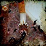 Lung Eater/ Tar injector 1 by MorgansMutations