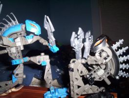 bionicle rahkshi by strawberri-twinz