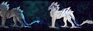Species: Kanwal (Happy Birthday Lonly) by Silvernight-Chan