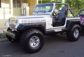 Jeep Wrangler TJ Turbo by Mister-Lou