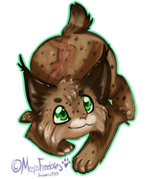 lynx FA commission by MystikMeep