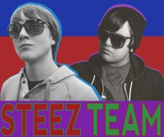 STEEZ TEAM by TheStrawberryField