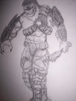 Grenedier Elite Drawing by xEpicDorito678