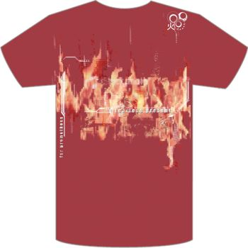 Elemental Shirt Series - Fire by komodai