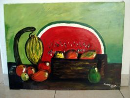 Mexican Fruit by frangg23
