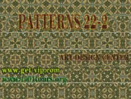 ADC-Patterns 22-2 by 4sundance