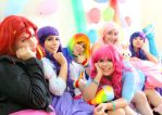 Equestria Girls _ Cosplay _ MLP by NeeHime