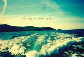 Something Real by Monroe-West