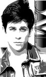 David Henrie vector by suppressed-desires