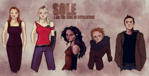 SOLE by Jessimie