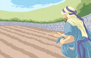 The Parable of the Sower by jonah-onix
