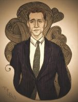 Hiddles by Morganellie