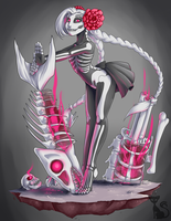 Bonejangles Jinx (completed) by FireCatRich
