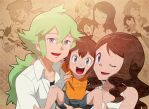 Happy family by pink-hudy