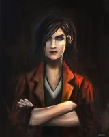 Jane Lane by SebastianKowoll