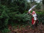 Final Fantasy Lightning by smallrinilady