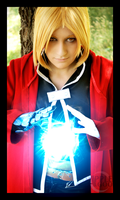 Edward Elric - Within My Grasp by LiquidNytrogen