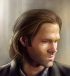 Sam Winchester by Puppet-Girl86