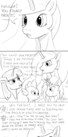Flare on equestria [part 5] by Masdragonflare