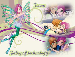 Tecna winx by Winxdigitalclubworld