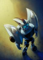 TFA - Another Blurr by TheMinttu