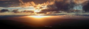 Sunset over aviemore 8 by curly83
