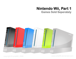 Nintendo Wii, Part 1 by ertai88